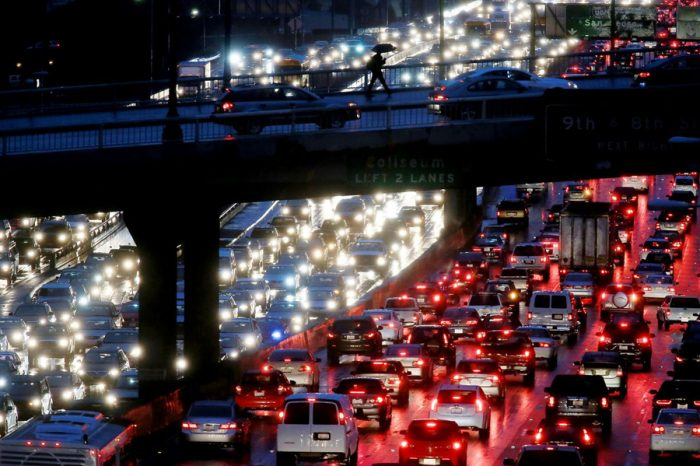 Traffic Jams: How does the UK's road congestion rank globally?
