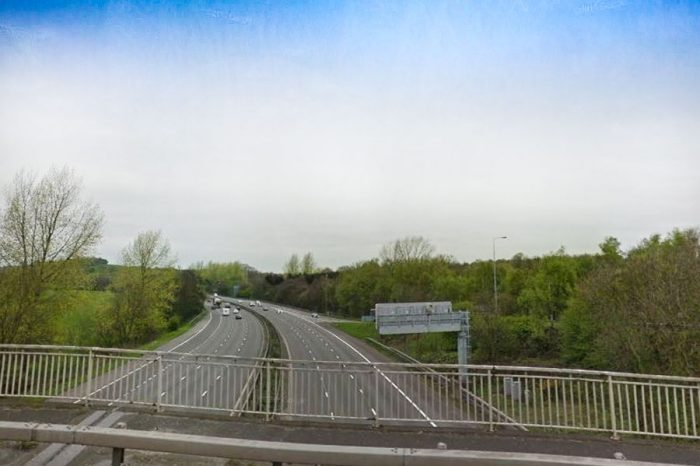 Highways England apologises after M6 pothole repairs cause chaos