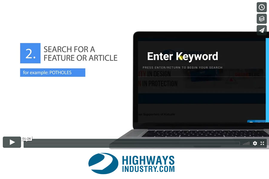 HighwaysIndustry.Com | Brand New Alerts Feature