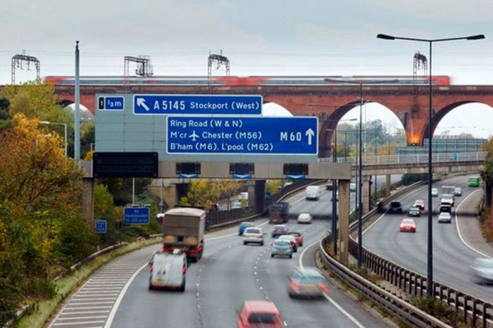 Jacobs Secures Highways England's Manchester North-West Quadrant Project