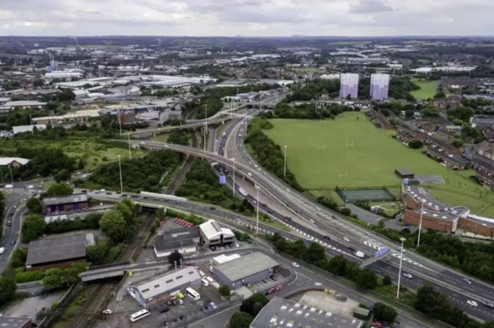 More Leeds M621 roadworks planned in £55m scheme: Stretches of motorway to be widened