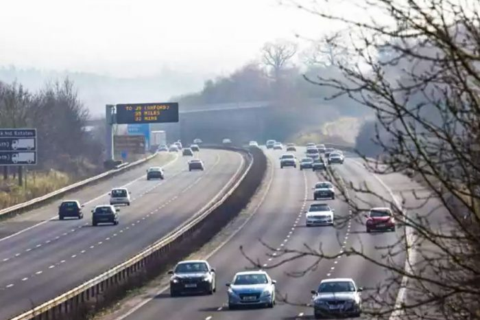 Highways England to introduce noise reducing barriers on the M40