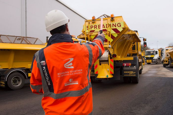 Ringway   Milton Keynes Council extends highways contract with Ringway