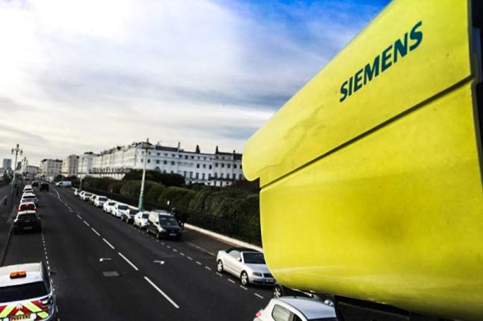 Siemens seafront speed cameras achieve nearly 100% success