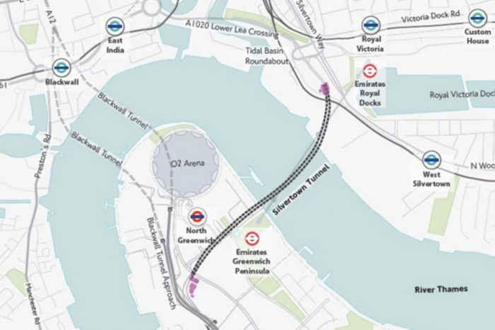 Skanska pulls out of bidding for £1bn Silvertown Tunnel