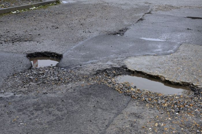 Billions of pounds needed to fix potholes in the South East