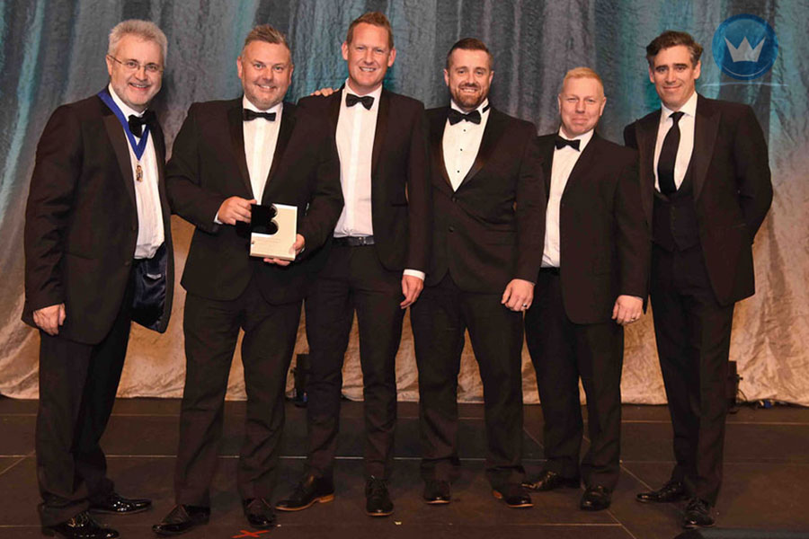 Crown Highways | Excellence in Technology & Innovation recognised by Birmingham Chamber of Commerce