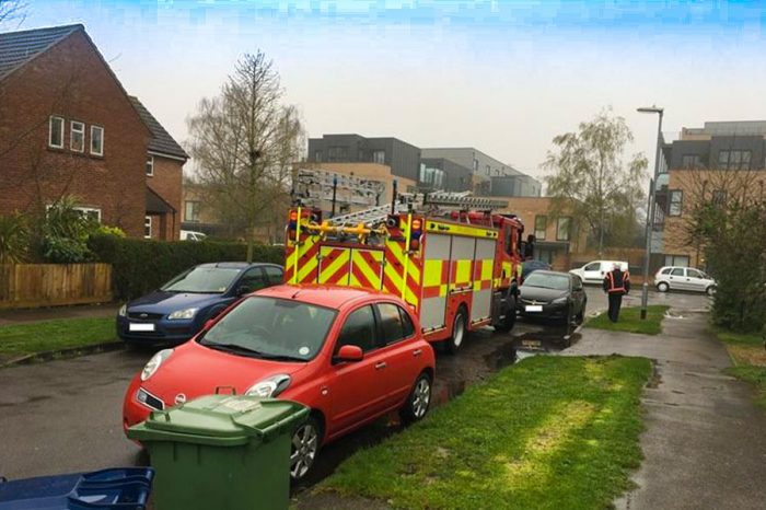 'Thoughtless parking a growing problem' for county's emergency services
