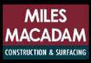 Miles Macadam