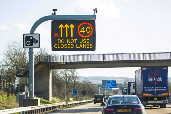 Highways England offers 'smart' safety advice to commercial drivers