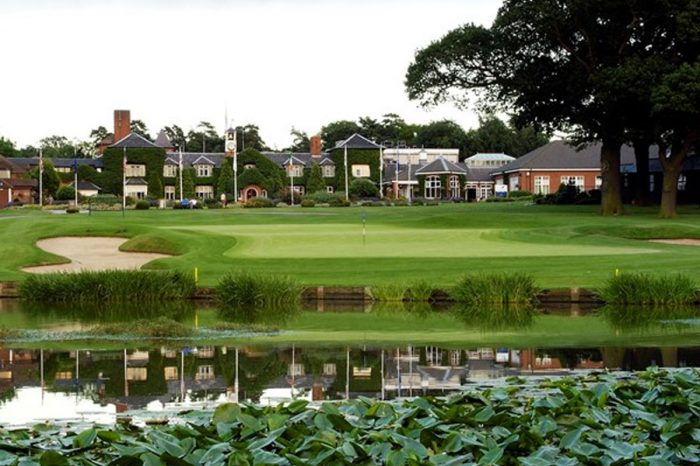 Visit Traffex Seeing is believing this June for your chance to win a four ball at The Belfry