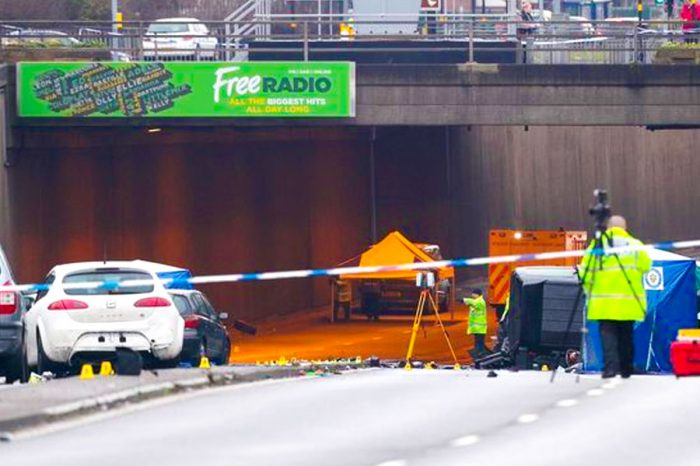 Barrier campaign debate after fatal city crash that killed six people