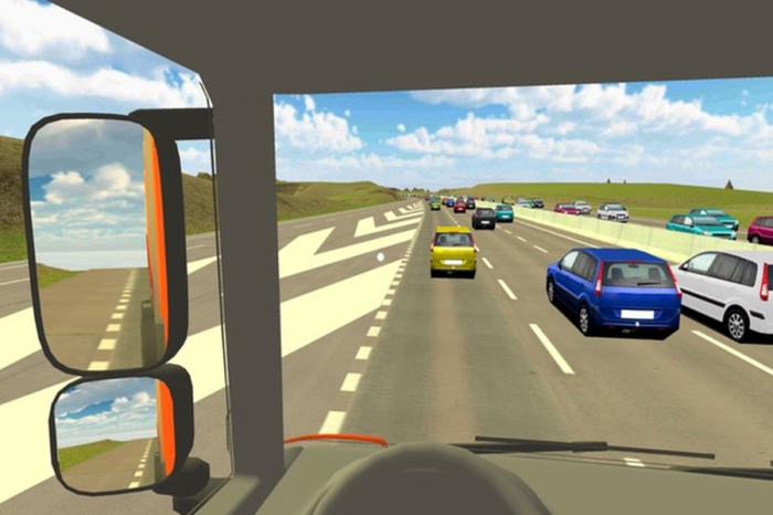 Highways England develops virtual reality app to show danger of blind spots