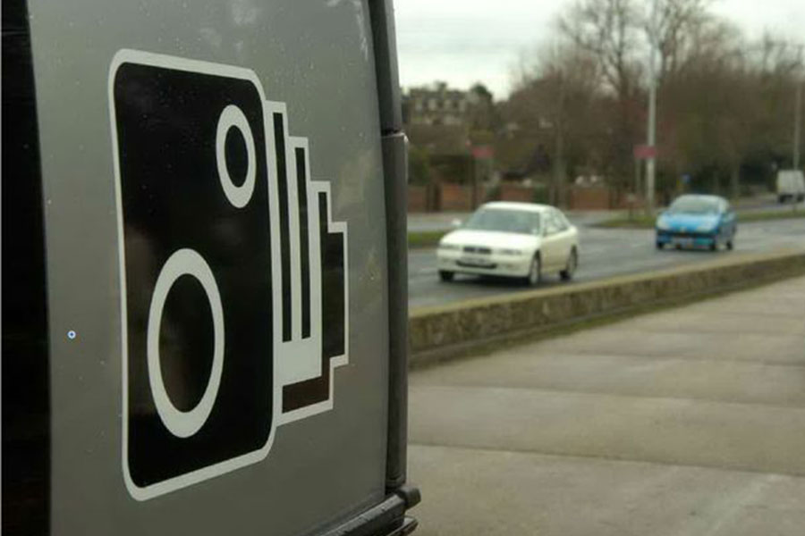 Average speed cameras are to be turned on
