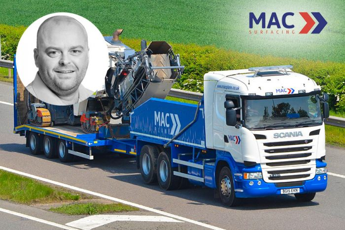 MAC Surfacing | The view from the top: The MD's perspective