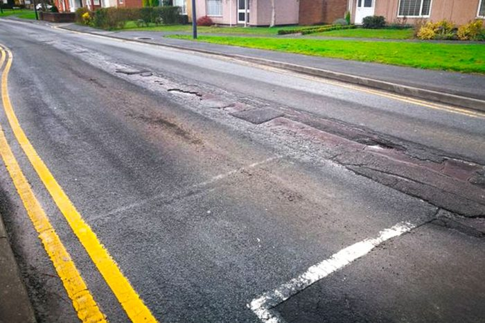 North Somerset Council is filling one pothole every 20 minutes